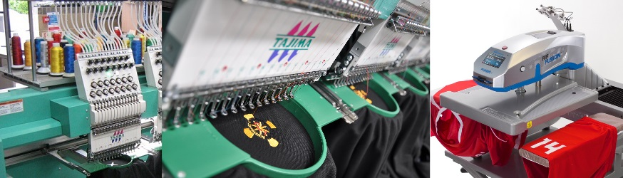 Embroidery & Screenprinting